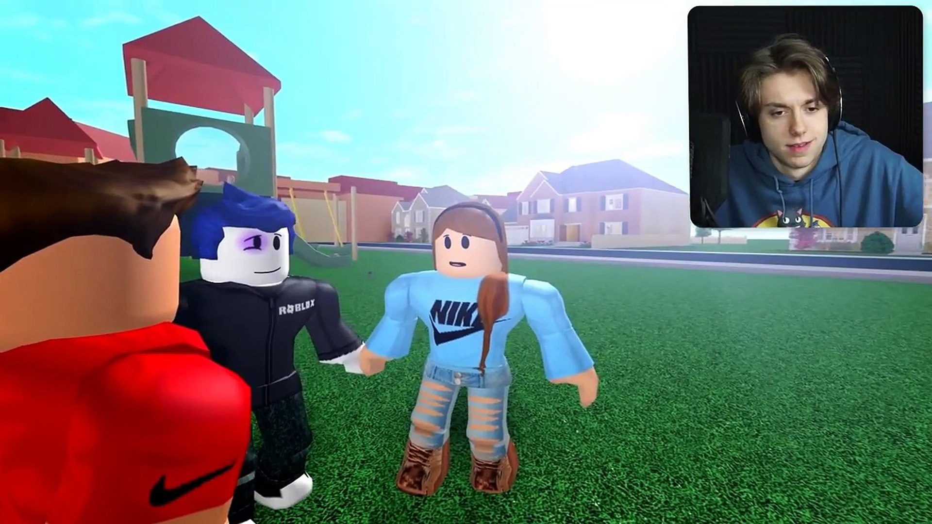 The Last Guest A Sad Roblox Movie Reaction Dailymotion Video
