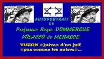 """Visions """"juives"""" d'un juif pas comme les autres. Pr. R.Dommergue Polacco de  Menasce  (Hd 720)"""