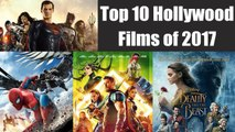 Top Hollywood Movies of 2017 | Box Office Collection | Top Grossing Films | FilmiBeat