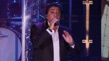 Frédéric François : une maladie l'empêche de chanter