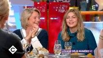 """En s'entendant chanter, Louane lance à Anne-Elisabeth Lemoine : """"C'est gênant !"""""""
