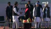 Rahul Gandhi extends family grip on India's Congress party