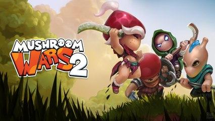 Présentation Mushroom Wars 2