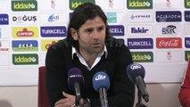 Çaykur Rizespor-Ümraniyespor maçının ardından - Üzülmez ve Bektaş - RİZE