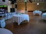 13 Configuration mariage - éclairage des tables