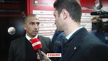 Foot - L1 - Rennes : Lamouchi «On peut regretter notre entame de match...»