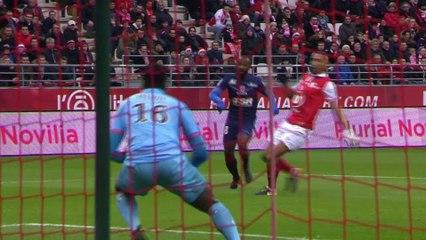 Stade de Reims - Valenciennes - Résumé