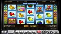 Учимся играть в игровой автомат Клубнички2  (fruit cocktail 2)  - бонусы, отзывы, характеристики