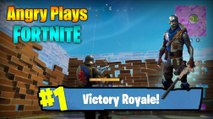 Angry Plays Fortnite Ep.2 (A Fortnite Battle Royale Gameplay)