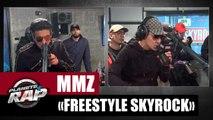 """[Inédit] MMZ """"Freestyle Skyrock"""" #PlanèteRap"""