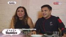 Taste Buddies: The Noodle Studio, a restaurant owned by Claire Dela Fuente