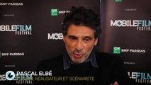 Pascal Elbé - Jury 2018 - Mobile Film Festival