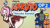 Naruto Opening 2 - Haruka Kanata - SUJES ft. Inheres