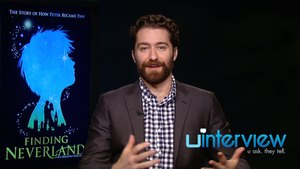 Matthew Morrison On 'Finding Neverland'