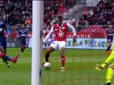 2017 Ligue 2 J19 REIMS VALENCIENNES 5-1, le 16/12/2017