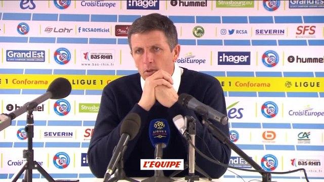 Foot - L1 : Laurey «On va essayer d'aller gratter la Ligue des champions»