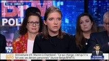 """Macron à Chambord : """"Il a été avec ses deniers personnels dans un gîte que tous les Français peuvent louer"""" dit Bergé (LaRem)"""