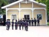 relève de la garde palais Oslo