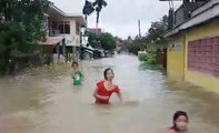 Tropical Storm Kai-tak Brings Severe Flooding to Philippines