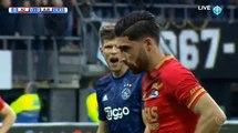Jahanbakhsh (Penalty) Goal HD - AZ Alkmaar1-0Ajax 17.12.2017