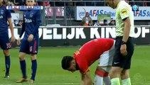 Alireza Jahanbakhsh Penalty Goal HD - AZ Alkmaar 1-0 Ajax 17 12 2017
