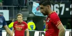 Jahanbakhsh Goal -  AZ vs Ajax 1-0  17.12.2017 (HD)