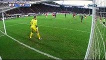 Lasse Schone penalty Goal HD - AZ Alkmaar 1 - 2 Ajax - 17.12.2017 (Full Replay)