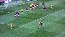Le sublime coup-franc de Miralem Pjanic pour la Juventus !