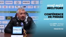 J19 - Avant-match / RC Lens - Tours FC