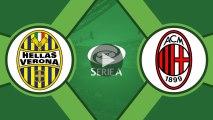 Verona VS Milan 3-0 - All Goals & highlights - 17.12.2017