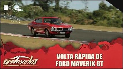 Volta Rápida de Ford Maverik GT