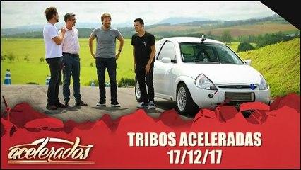 Tribos Aceleradas - 17.12.17