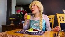 Frozen Elsa MORNING ROUTINE w Spiderman Belle Maleficent Makeup Challenge Superhero in real life | Superheroes | Spiderman | Superman | Frozen Elsa | Joker
