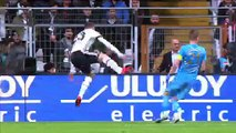 Cenk Tosun Goal HD Beşiktaş 5-0 Osmanlıspor 17.12.2017