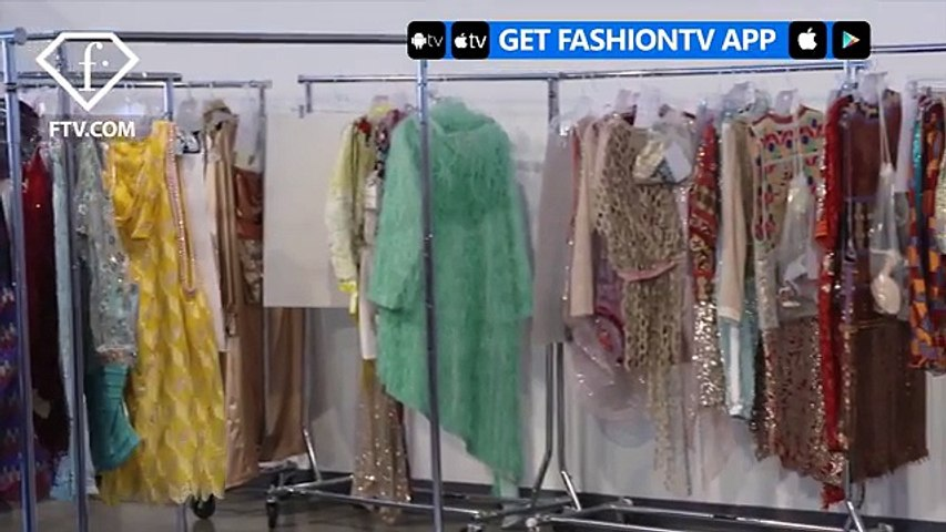 New York Fashion Week Spring_Summer 2018 - Custo Barcelona Trends _ FashionTV