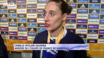Handball – Ayglon-Saurina : ''Ce qu'on ressent est indescriptible''