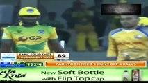 Shahid Afridi Team Pakhtoons Brilliant Win in Last Over - 17 Runs on 6 Balls T10 League