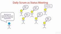 03 06 Daily Scrum - Status Reports