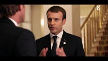 """Macron annonce qu""""il faudra deux ans pour que la réforme du marché du travail ait ses pleins effets"""""""