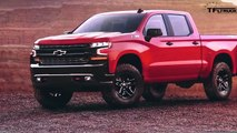 Surprise: New 2019 Chevy Silverado Revealed, Examined and Rolled Out!