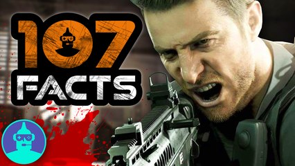 107 Resident Evil 7: Biohazard  Facts YOU Should Know!! | The Leaderboard