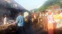 Chinois poignarde Kamit-(africain) Kinshasa Kongo