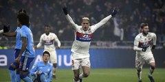 Les Buts Olympique Lyonnais 2-0 Olympique de Marseille résumé