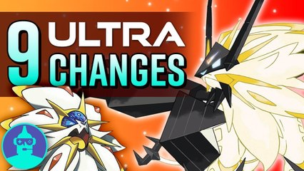 9 Changes to Pokemon Ultra Sun and Moon | The Leaderboard