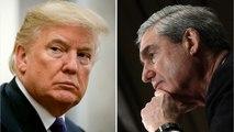 Trump Says He's Not Considering Firing Special Counsel Robert Mueller