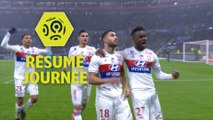 Résumé de la 18ème journée - Ligue 1 Conforama / 2017-18