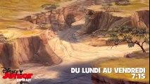 La Garde du Roi Lion - On ne réveille pas un crocodile qui dort - YouTube