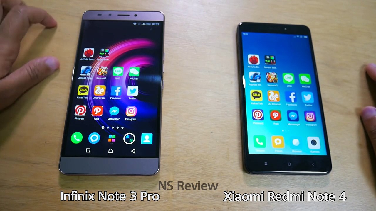 Infinix Note 3 Pro vs Xiaomi Redmi Note 4 - Speed Test-m_dlnMnN8x0