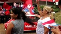 El senador Mario Abdo Benítez y el líder liberal disputarán Presidencia de Paraguay en 2018