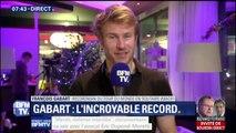 """""""J'ai mal partout mais je suis content"""", raconte François Gabart après son exploit"""